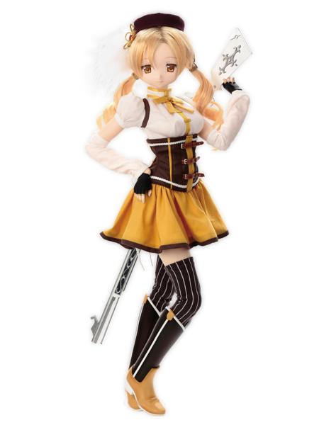 アゾンインターナショナル ハイブリッドアクティブフィギュアNo37 劇場版 魔法少女まどか☆マギカ 新篇 反逆の物語 巴マミ